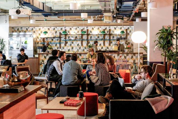 CyberPublicity is Moving to WeWork!